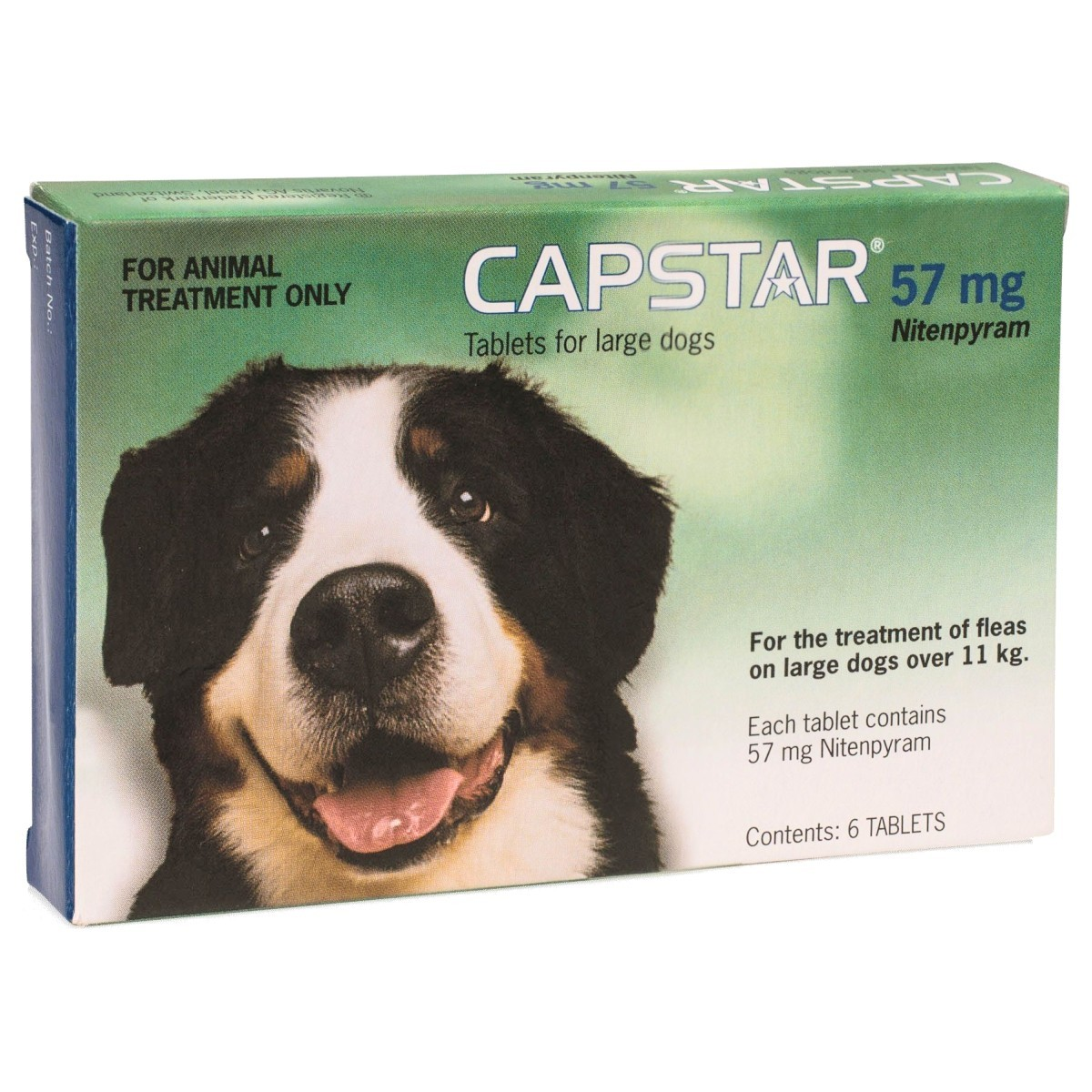 Capstar Flea Tablets For Large Dogs Pack Of 6 From 13 86