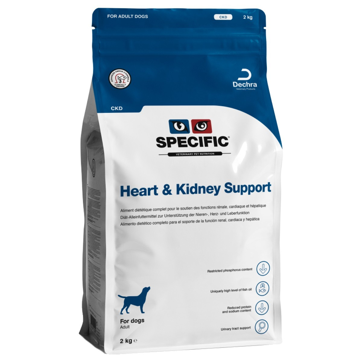 Specific CKD Heart and Kidney Support Dog Food