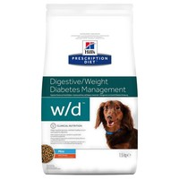 Hills Prescription Diet WD Mini Dry Food for Dogs big image