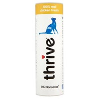 Thrive 100% Natural Cat Treats big image