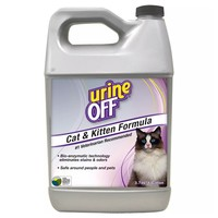 Urine Off Cat & Kitten Odour and Stain Remover big image