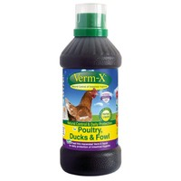 Verm-X Herbal Worming Liquid for Poultry big image