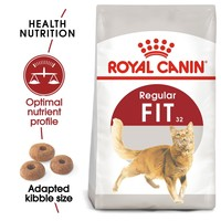 Royal Canin Regular Fit 32 Adult Cat Food big image