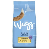 Wagg Complete Adult Dry Dog Food (Chicken & Veg) big image