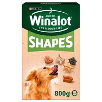 Winalot Shapes Dog Biscuits big image