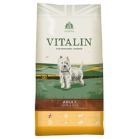 Vitalin Adult Dry Dog Food (Lamb & Rice) big image