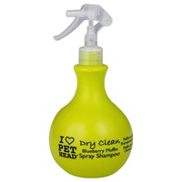 Pet Head Dry Clean Waterless Spray Shampoo 450ml big image