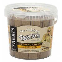 Davies Chomping Chews (Chicken) 1.4kg big image