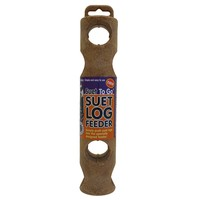 Unipet Suet To Go Suet Log Feeder big image