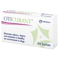 Oticurant Ear Powder for Dogs (24 Sachets) big image