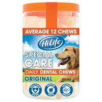 HiLife Special Care Daily Dental Chews for Dogs big image