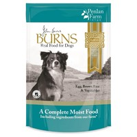 Burns Penlan Wet Dog Food Pouches (Egg) big image
