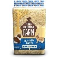 Supreme Tiny Friends Farm Barley Straw 17 Litres big image
