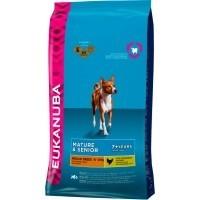 Eukanuba Mature Senior Dog Food Medium Breed big image