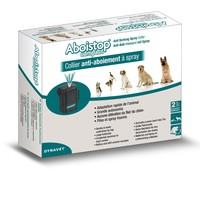Aboistop Compact Anti Bark Dog Collar Kit big image