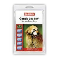 Beaphar Canac Gentle Leader Headcollar Black big image
