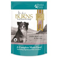 Burns Penlan Wet Dog Food Pouches (Chicken) big image