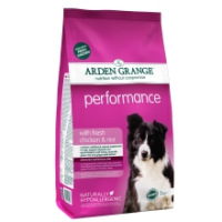 Arden Grange Performance Chicken and Rice Dog Food 12kg big image