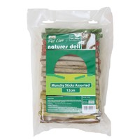PPI Rawhide Munchy Sticks Assorted (Pack of 100) big image