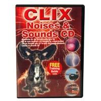 Clixs Sounds CD Pet Fireworks Noise Desensitisation big image