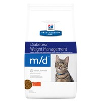 Hills Prescription Diet MD Dry Food for Cats big image