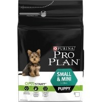 Purina Pro Plan OptiStart Small & Mini Puppy Food (Chicken) 3kg big image