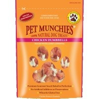 Pet Munchies Chicken Dumbbells Dog Treats 80g big image