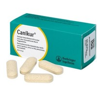 Canikur Anti Diarrhoeal Tablets for Dogs big image