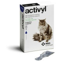 Activyl Spot-On Solution for Large Cats big image