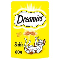 Dreamies Flavoured Cat Treats with Cheese big image