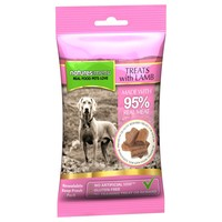Natures Menu Real Meaty Treats for Dogs 60g (Lamb and Chicken) big image