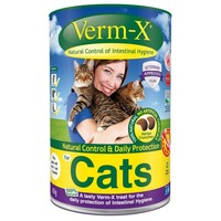 Verm-X Crunchies for Cats big image
