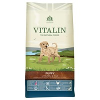 Vitalin Puppy Dry Dog Food (Chicken & Rice) big image