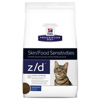 Hills Prescription Diet ZD Dry Food for Cats 2kg big image