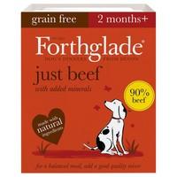 Forthglade Just Beef Grain Free Dog Food big image