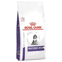 Royal Canin Veterinary Neutered Dry Food for Junior Dogs 3.5kg big image