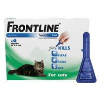 Frontline Spot On for Cats (6 Pack) big image