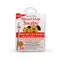 Petkin Blood Stop Swabs for Cat & Dogs (Pack of 24) big image