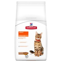 Hills Science Plan Optimal Care Adult Cat Food (Lamb) 2Kg big image