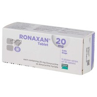 Ronaxan 20mg Tablets for Cats and Dogs big image