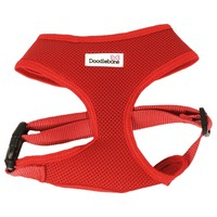 Doodlebone Airmesh Dog Harness (Red) big image