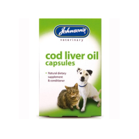 Johnson's Cod Liver Oil Capsules big image