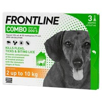 Frontline Combo Spot-On for Small Dogs big image
