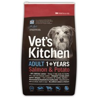 Vet's Kitchen Adult Dog Food 7.5kg (Salmon & Potato) big image
