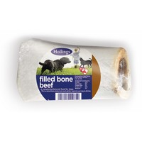 Hollings Filled Bone Dog Treat - Beef big image
