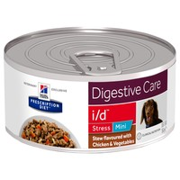 Hills Prescription Diet ID Stress Mini Tins for Dogs (Stew with Chicken & Vegetables) big image