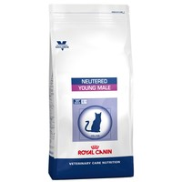 Royal Canin Vet Care Nutrition Neutered Young Male Dry Food for Cats big image