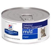 Hills Prescription Diet MD Tins for Cats big image