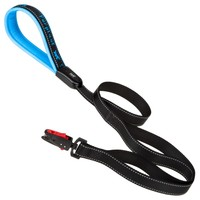 Ferplast Sport Matic Dog Lead (Blue) big image
