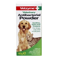Vetzyme Antibacterial Powder 40g big image